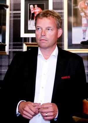 Lars Nolander, klubbdirektör.
