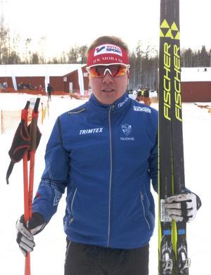 Fredrik Hansson var snabbaste härjedaling i Vasaloppet. Plats 113 är Fredrik nöjd med efter lite strul under loppets gång.