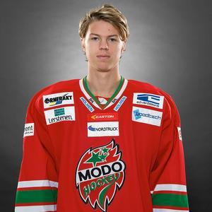 Manuel Ågren har gjort tolv poäng på de fyra senaste matcherna.