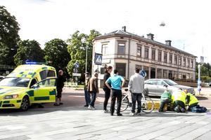 Ett år efter olyckan på Källgatan hölls rättegången mot bilföraren.