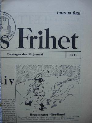 Satirteckningar var ett vapen mot nazismen.