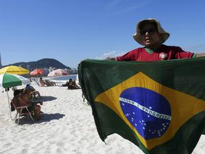 Brasilien gör sig redo för OS men det finns fortfarande problem att lösa.