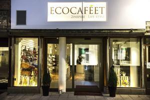 Ecocaféet har smygöppet.