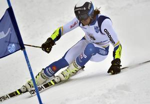 Mattias Rönngren, Åre SLK, vann helgens FIS-tävling i storslalom. Nu får han chansen i Europacupen.