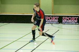 Jonathan Widerström och hans IBK Härnösand är utslaget ur play off mot division 1 efter två förluster mot Nordic.