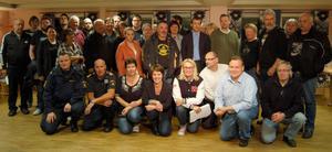Planeringen inför nästa års Musik- och motorfestival började med att dessa personer träffades på Hotell Älvdalen