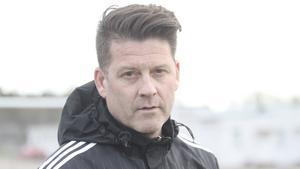 Skinnsbergtränaren Patrik Parkatti.