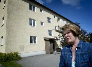 Psykboende. I augusti öppnas det nya boendet vid Vindelgatan 6 och i framtiden kommer det troligen att behövas ytterligare boenden för psyksjuka, förmodar Cecilia Carlsson.