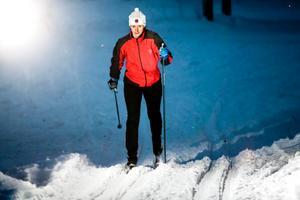 Åsa Fjellström som tävlar för Karlslunds IF kom på plats 101 av damerna i söndagens Vasalopp med tiden 6.20,36.