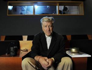 Regissören David Lynch.