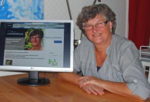Live eller via internet - chefscoachen Birgitta Sjöde S Klingberg erbjuder stöttning dygnet runt.