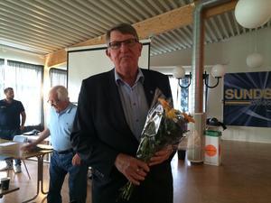 Lars G Ohlsson tackade för sig och lämnar posten som ordförande för Sundsvall hockey.