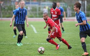 Jakob Eklund är en av landets vassaste målskyttar på division 3-nivå.