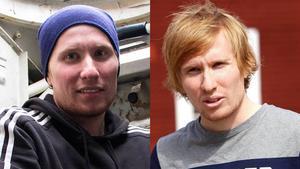 – Vi ser ju ändå likadana ut, säger Jerker Lysell (till höger) om att lurade flera medier att publicera en bild på tvillingbrodern Jesper (till vänster) i tron om att det var Jerker på bilden.