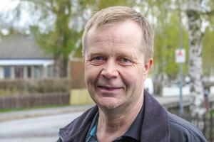 """Nisse Nilsson har hyrt lokaler på Frösö Park sista helgen i maj 2017 för att det igen ska bli bil-, mc- och motorutställning där.  """"Vi måste ha en  bilutställning i Östersund. Det är viktigt"""", säger han"""