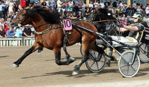 Björn karlsson och Tangen Haap imponerade igen, nu med rekordfart på Bollnäs.