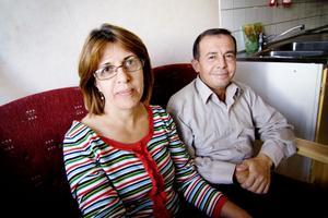 Makaeel Fatohy och Peter Yacob ska nu söka asyl i Sverige.
