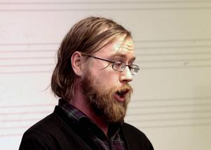Peter Mellgren gör Toreadorens aria ur Carmen