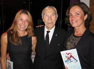 Först och störst kan vi kalla den här trion med Magdalena Forsberg, Sundsvall biathlon, som vunnit sex världscuper och sex VM-guld men blev utan det OS-guld som däremot Klas Lestander tog. Eva Korpela, som kom från Ulricehamn, var vår första kvinnliga världsmästare 1985, och vann världscupen två år, men grenen blev inte olympisk innan hon slutade.