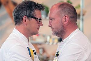 Peter J Skogström och Nils Molinder möts i finalen i
