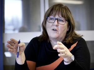 Margareta Karlsson är förvaltningschef för vård och omsorg i kommunen. Hon tror att organisationsförändringen är bra och framför allt ur ett patientperspektiv.