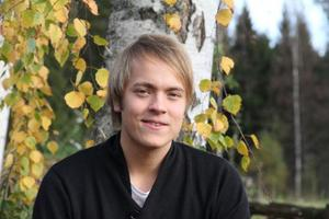 FOTO: KLAS-GÖRAN SANNERMANJag är glad att man har uppmärksammat att jag hellre lyfter fram positiva saker och händelser, än det det som är dåligt. Och det vi ska vara stolta över, säger Erik Olof Wiklund.