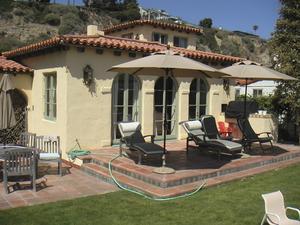 Ett av familjen Johanssons första bostadsbyten var i norra Kalifornien.