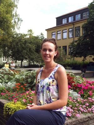 Festivaldags. Karin Heintz är projektledare på festivalen Musik-Rum i Västerås som i år slår rekord.