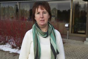 Härjedalens kommunalråd Gunilla Zetterström Bäcke (S).