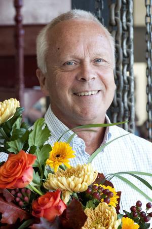 Lars Melander, årets Ahlbäckpristagare.