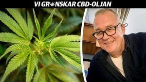 I ett flertal artiklar har helahälsingland.se:s redaktion granskat handeln med CBD-oljan. Kenneth Holk (bilden) är pionjär i branschen och grundare av  Scandinavian Hemp