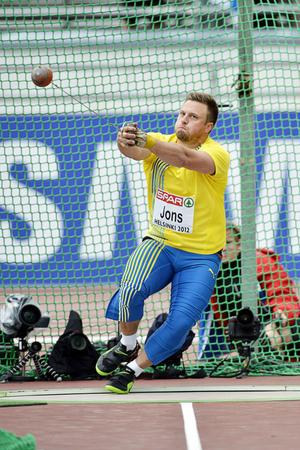Mattias Jons är klar för EM-final, men det var med minsta möjliga marginal.