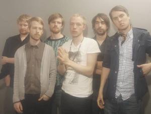 NYTT ALBUM. Christopher Sander och hans band Ingenting släpper nytt album i höst.