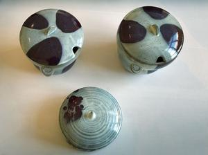Keramik av Stina Neander, Bjuråker.