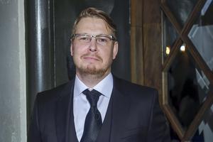 Fredrik Backman skänker böcker till barn i Göteborg i veckan. Arkivbild.