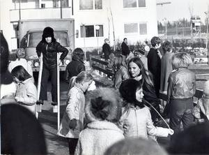 Bjurhovda i april 1971.