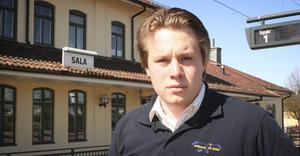 Andreas Österberg. Foto: Camilla Röjerås