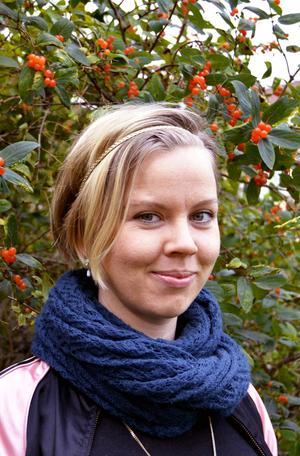 Kristina Ernehed.