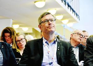 Erik Lövgren (S) ställer inte pp för omval i valet nästa år.