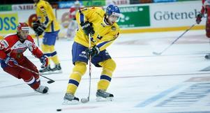Spelsinnet har alltid varit Peter Forsberg storhet, passningarna och speluppfattningen fanns där även mot Ryssland. Än så länge har det däremot inte blivit några poäng i Karjala Cup.