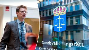 Daniel Brodén, kammaråklagare, yrkar på 4,5 års fängelse.
