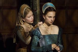 Natalie Portman och Scarlett Johansson i