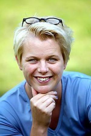 Foto: ANNAKARIN BJÖRNSTRÖM Medmänniska. Anna Niklasson och övriga medlemmar i Hopp erbjuder stöd åt anhöriga till barn som blivit sexuellt utnyttjade. - Trycket i Gävle är stort, säger hon.