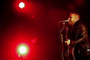 Kent, med sångaren Jocke Berg, ligger etta på albumlistan.