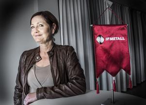 IF Metalls ordförande Marie Nilsson och andra fackliga företrädare står inför nya utmaningar.
