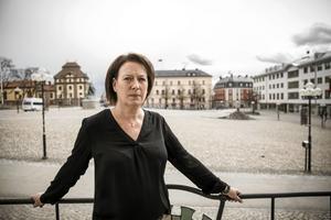 Susanne Norberg, kommunstyrelsens orförande i Falun, leder den majoritet som vill investera närmare 650 miljoner kronor de närmaste två åren.