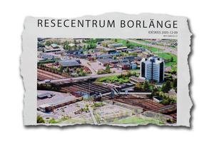 Det blev dyrare än de 30 planerade miljonerna att bygga om stationshuset. Nu fortsätter arbetet med att försöka banta investeringsplanerna.