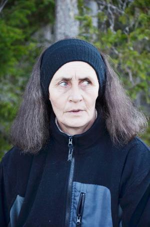 Irene Sandberg.