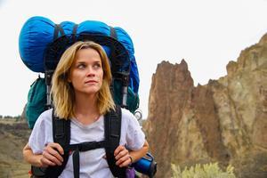 Reese Witherspoon som viljestark vandrare i