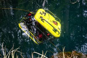 Roboten klarar av djup ända ner till 600 meter.